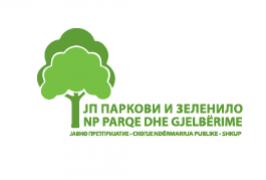 ЈП Паркови и зеленило